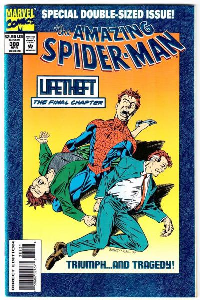 Amazing Spider-Man #388