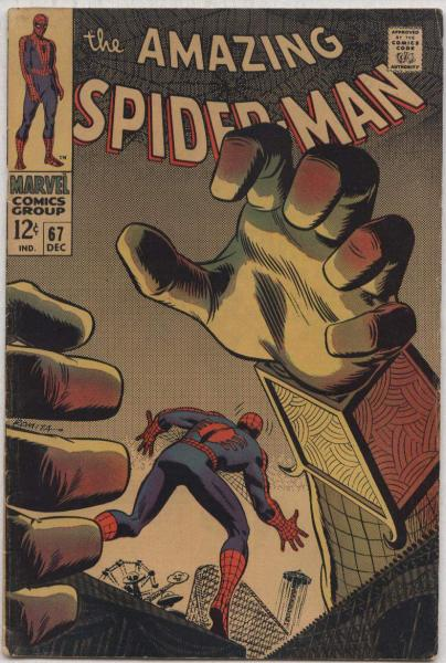 Amazing Spider-Man #67