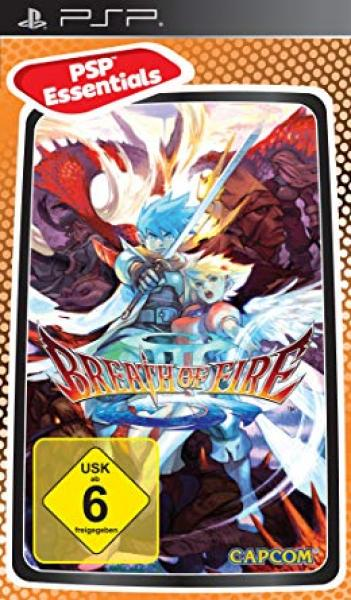 Breath of Fire III - PSP
