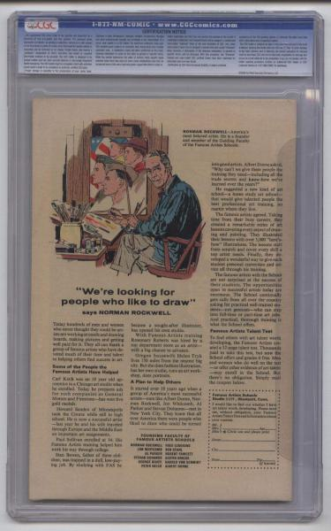 Tales of Suspense #79 CGC