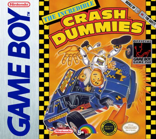 Crash Dummies - Game Boy