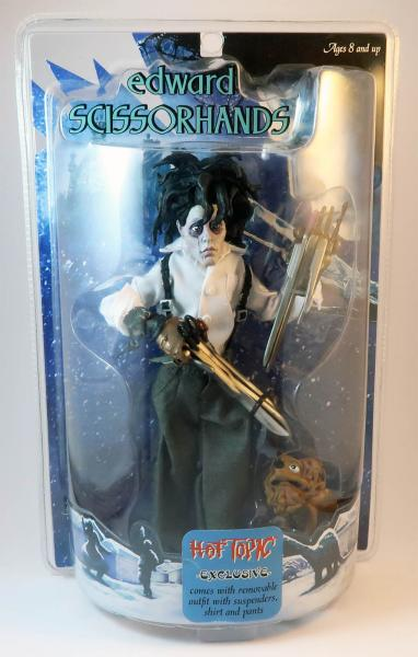 Edward Scissorhands Actionfigur
