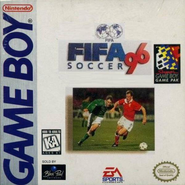 FIFA Soccer 96 - Game Boy