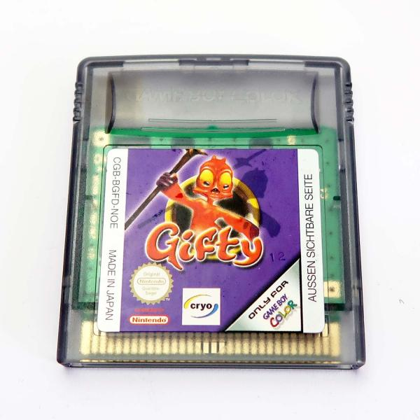 Gifty - Game Boy Color