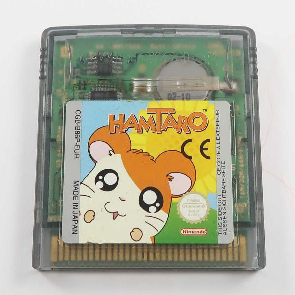 Hamtaro - Game Boy Color