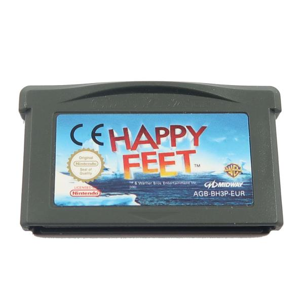 Happy Feet - GBA