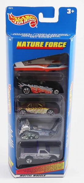 Hot Wheels Gift Pack