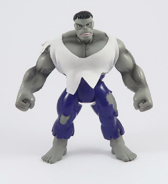 Grey Hulk Actionfigur