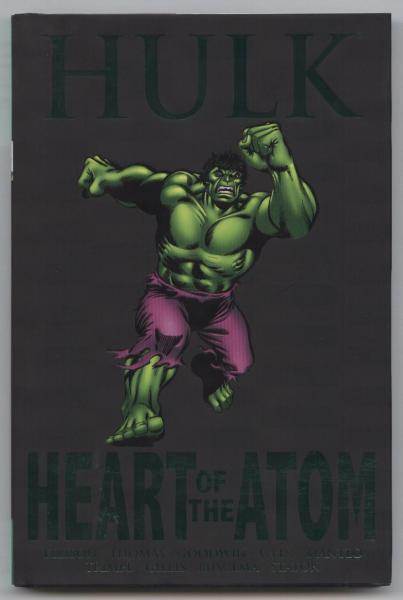 Hulk Heart of the Atom