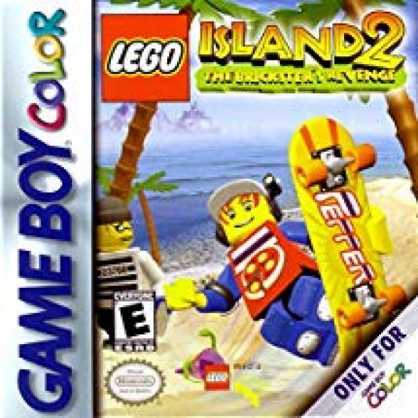 LEGO Island 2 - Game Boy Color