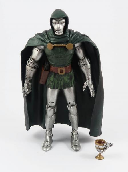 Doctor Doom Actionfigur