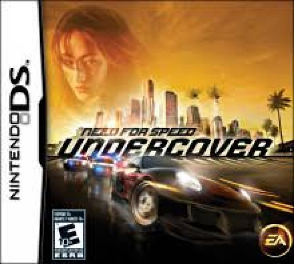 Need for Speed Undercover - Nintendo DS