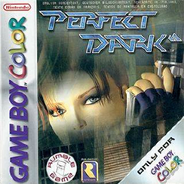 Perfect Dark - Game Boy Color