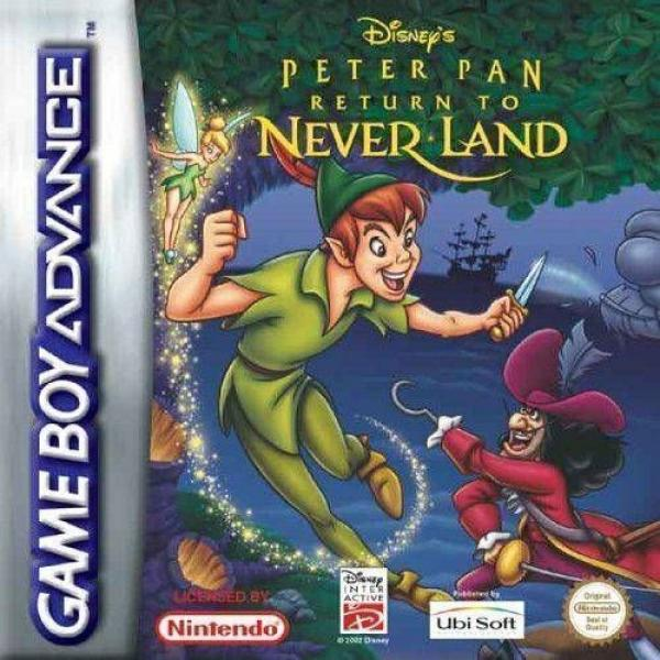 Peter Pan Return to Never Land - GBA