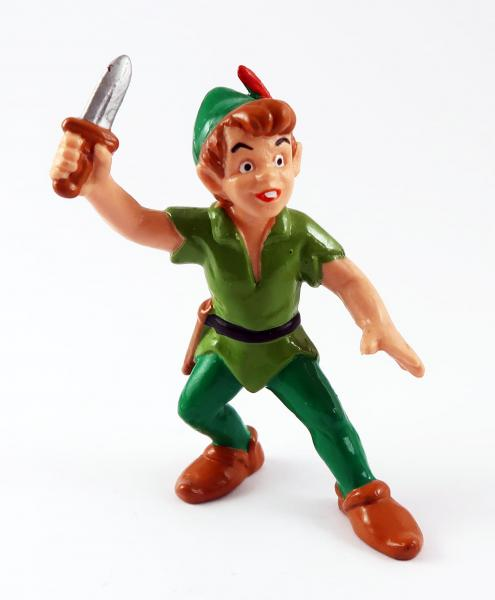 Peter Pan PVC Figur