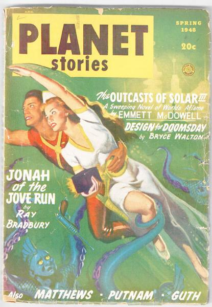 Planet Stories 1948 Spring