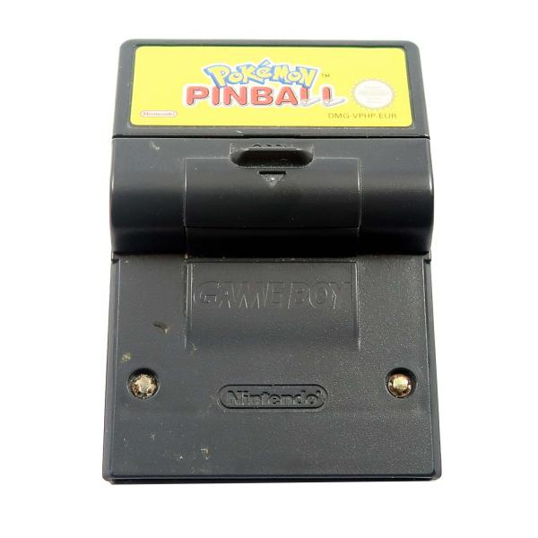 Pokémon Pinball - Game Boy Color