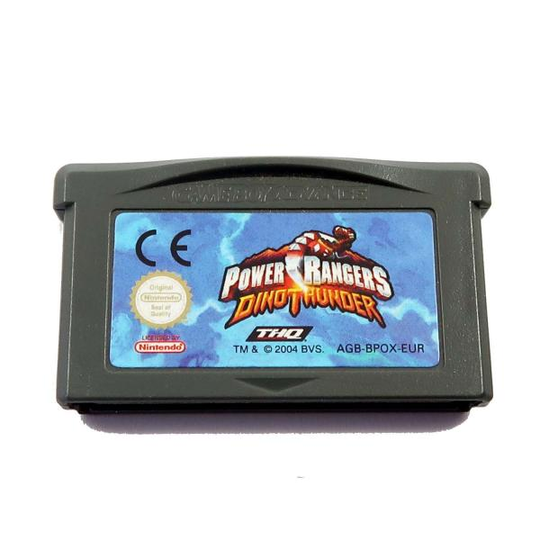 Power Rangers Dino Thunder - GBA