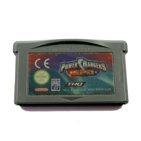 Power Rangers SPD - GBA