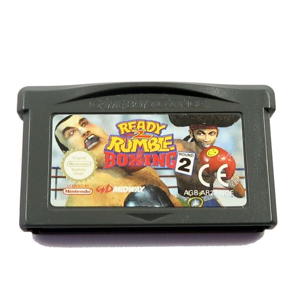 Ready 2 Rumble Boxing Round 2 - GBA