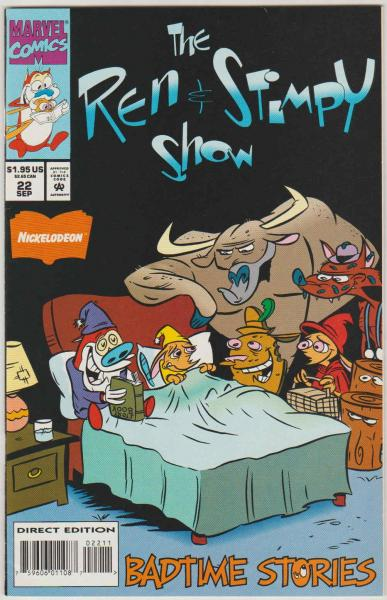 Ren and Stimpy #22