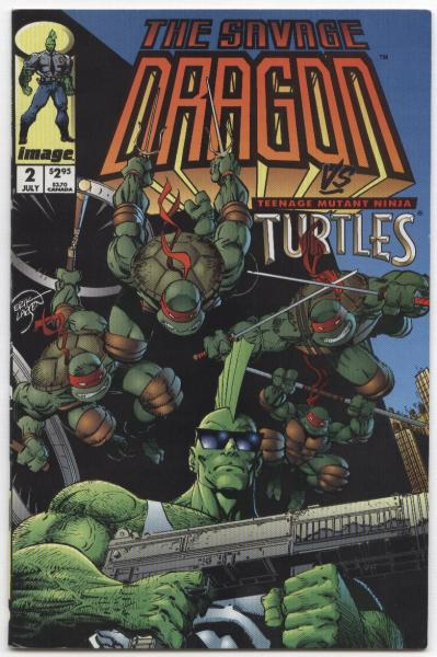 Savage Dragon #2