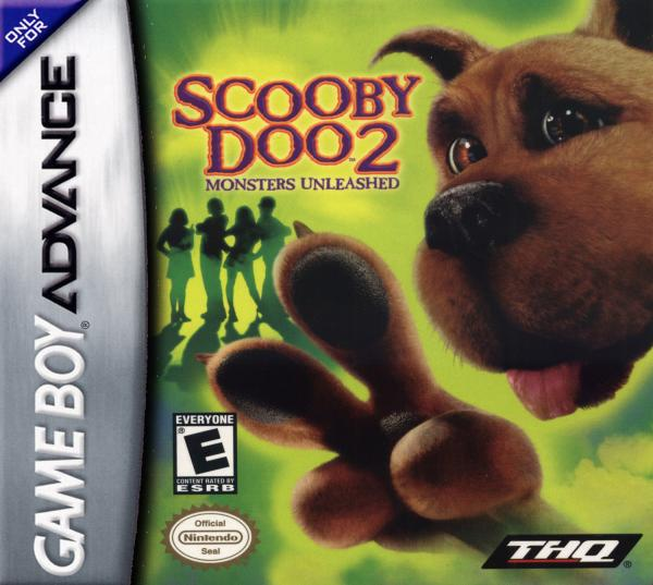 Scooby-Doo 2 Monsters Unleashed - GBA