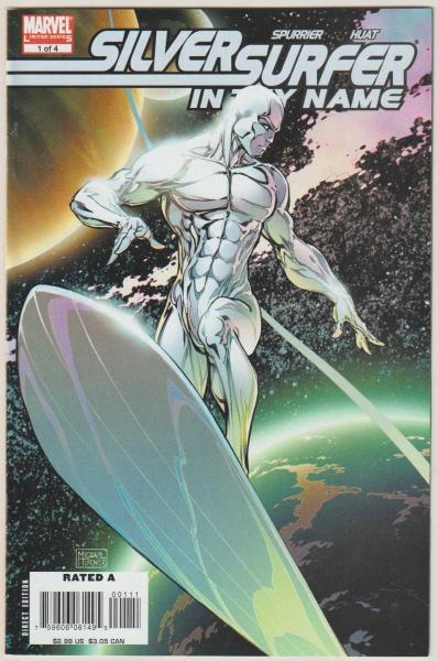 Silver Surfer In Thy Name #1