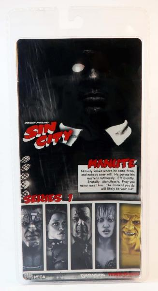 Manute Sin City Actionfigur