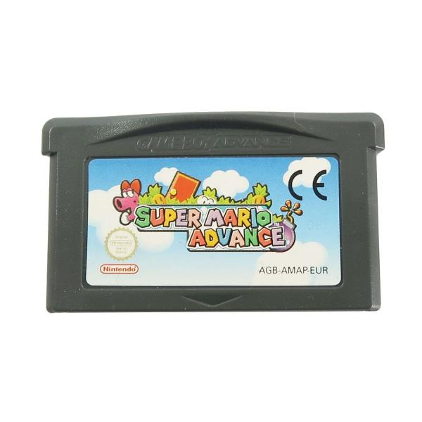 Super Mario Advance - GBA