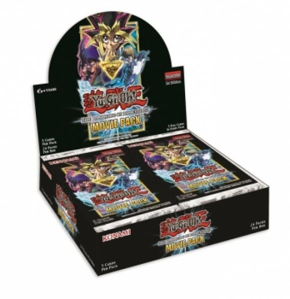The Darkside of Dimensions Movie Pack 1ST EDITION Booster Display - Yu-Gi-Oh!