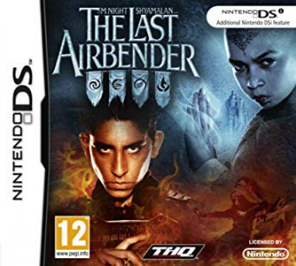 Avatar The Last Airbender - Nintendo DS