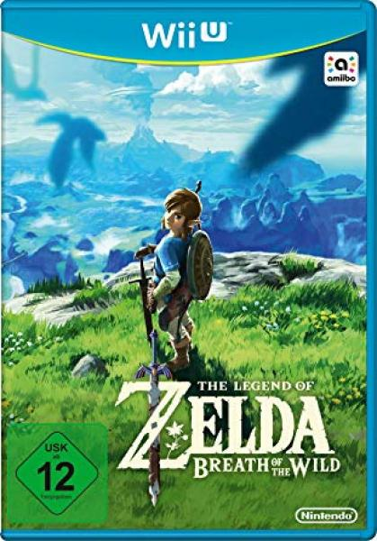 The Legend of Zelda Breath of the Wild - Nintendo Wii U