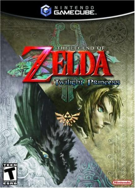 The Legend of Zelda Twilight Princess - GCN