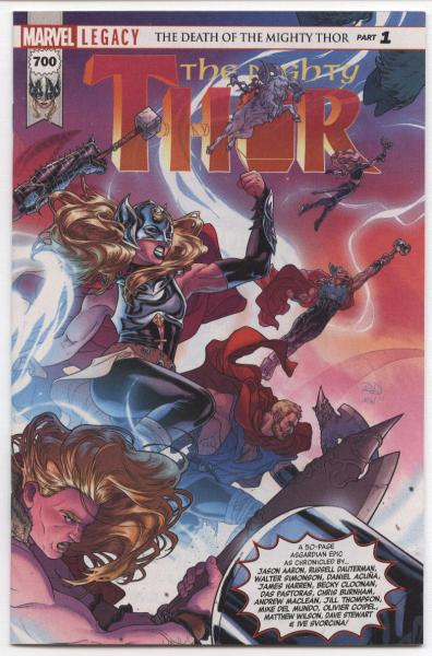 Thor Marvel Comic