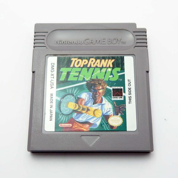 Top Ranking Tennis - Game Boy