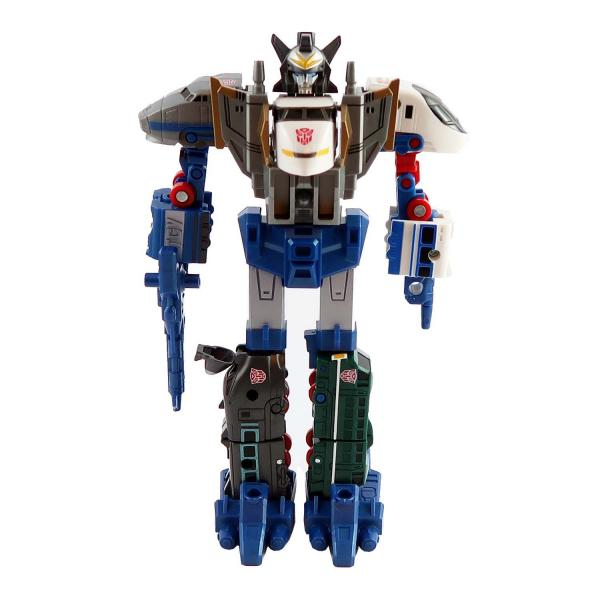 Transformers G1 Micromaster (Sixliner Train Rare)