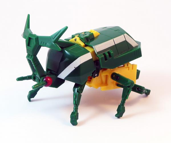 Insecticon Barrage Transformer