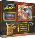 Pokémon Detective Pikachu Glurak Collection Box