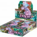 Pokémon Miracle Twin (sm11) Booster Display