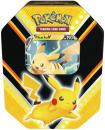 Pokémon Pikachu V Tin Box