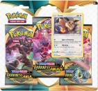 Pokémon Sword & Shield Darkness Ablaze Evoli Collection Blister