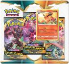 Pokémon Sword & Shield Darkness Ablaze Flamara Collection Blister