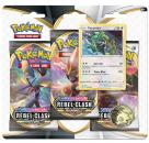 Pokémon Sword & Shield Rebel Clash Rayquaza Collection Blister