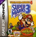 Super Mario Bros. 3 (Super Mario Advance 4) - GBA