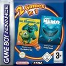 Die Monster AG + Findet Nemo 2in1 - GBA