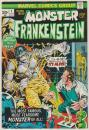 Frankenstein Monster Marvel