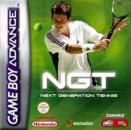 Next Generation Tennis NGT - GBA