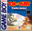 Tom and Jerry Frantic Antics! - Game Boy
