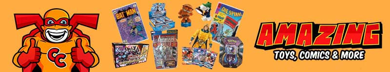 Amazing Toys Comic TCG Shop